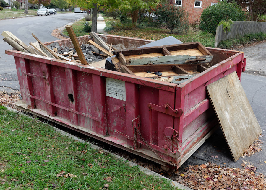 Rent a Dumpster Tampa